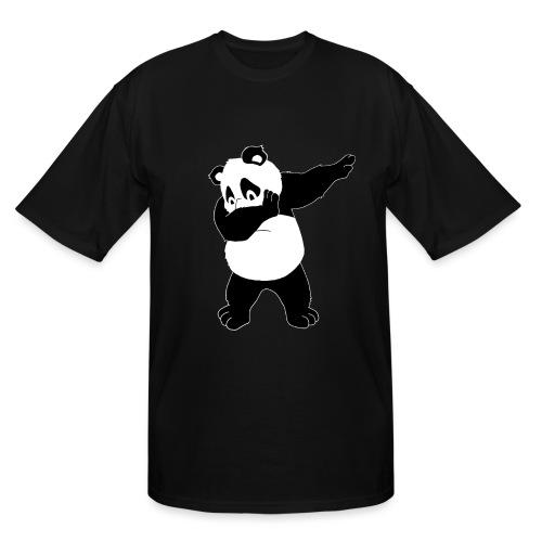 Dabbing Bear - Men's Tall T-Shirt