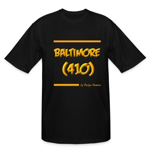 BALTIMORE 410 ORANGE - Men's Tall T-Shirt