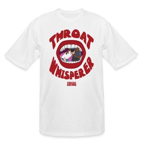Hobo Brown Throat Whisper - Men's Tall T-Shirt