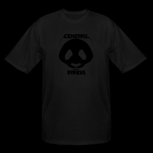 Central Panda in White - Men's Tall T-Shirt