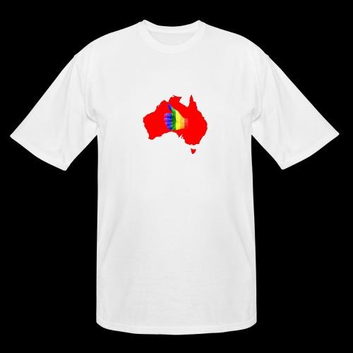Love Is Love 3 - Men's Tall T-Shirt