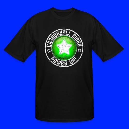 Vintage Power-Up Tee - Men's Tall T-Shirt