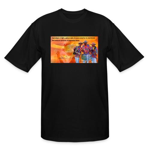 Apocalypso - Men's Tall T-Shirt