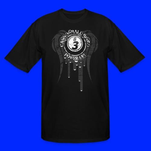 180503 CBBNewTee3 - Men's Tall T-Shirt
