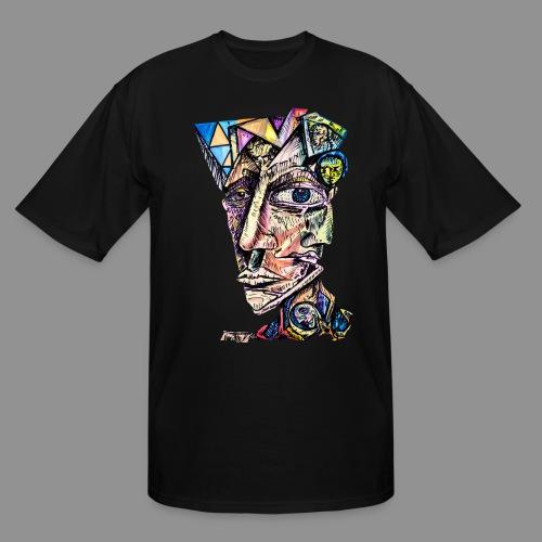 The Recalculated - Men's Tall T-Shirt