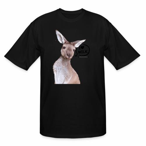 I Love Milk - Men's Tall T-Shirt