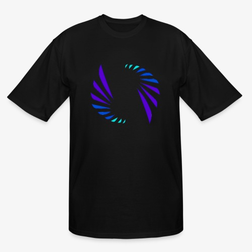 Entertainment Daily Letter less Logo - Men's Tall T-Shirt