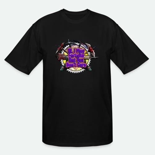I Play Fortnut - Men's Tall T-Shirt
