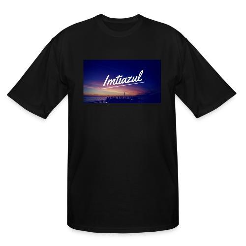 Copy of imtiazul - Men's Tall T-Shirt