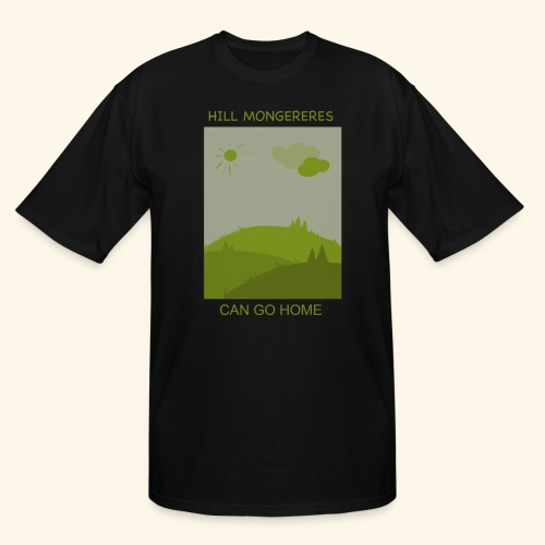 Hill mongereres - Men's Tall T-Shirt