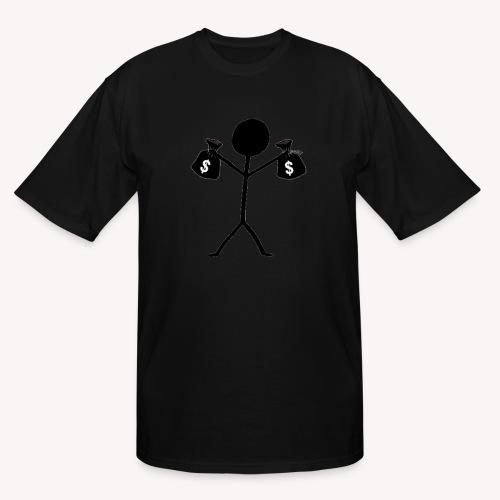 money - Men's Tall T-Shirt