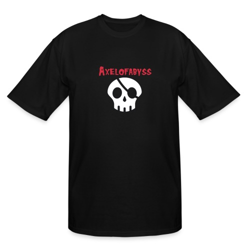 Skull pirate - Men's Tall T-Shirt