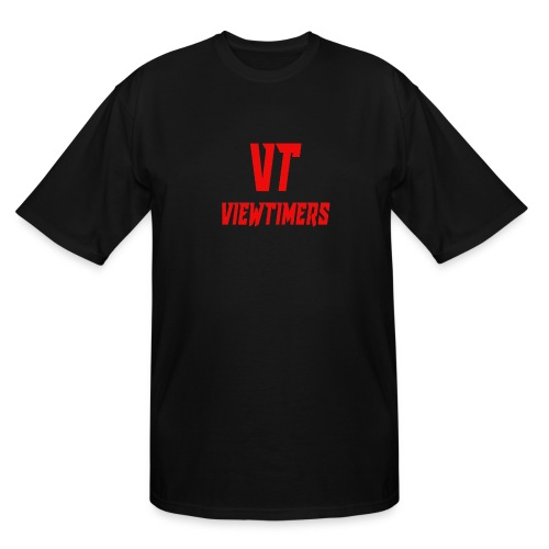 ViewTimers Merch - Men's Tall T-Shirt