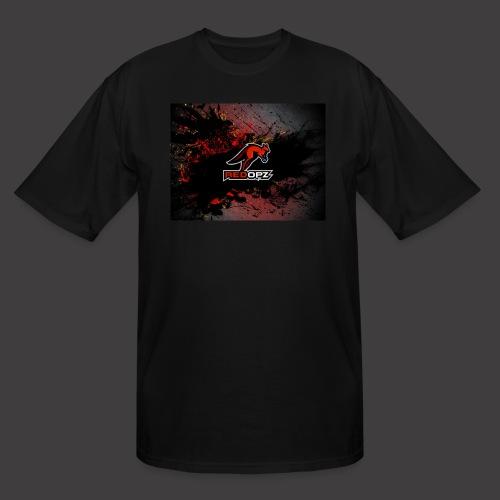 RedOpz Splatter - Men's Tall T-Shirt