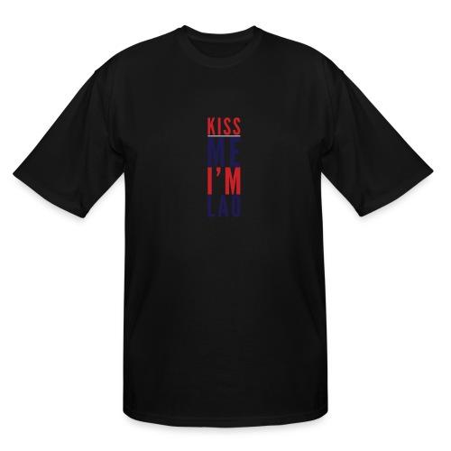 Kiss Me - Men's Tall T-Shirt