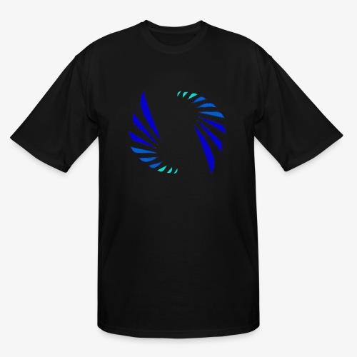 Cool Colors Logo - Men's Tall T-Shirt