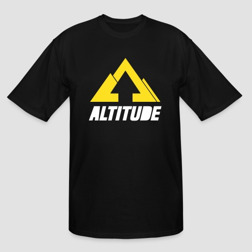 Empire Collection - Yellow - Men's Tall T-Shirt
