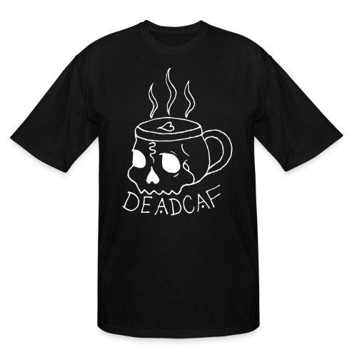 DeadCaf - Men's Tall T-Shirt