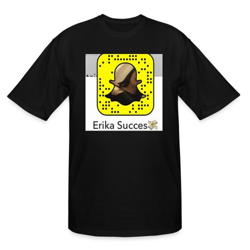 Erika Succes - Men's Tall T-Shirt