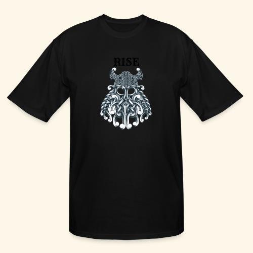 RISE CELTIC WARRIOR - Men's Tall T-Shirt