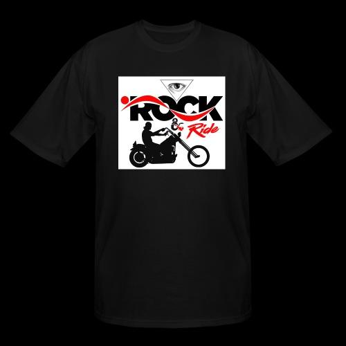 Eye Rock & Ride Design - Men's Tall T-Shirt