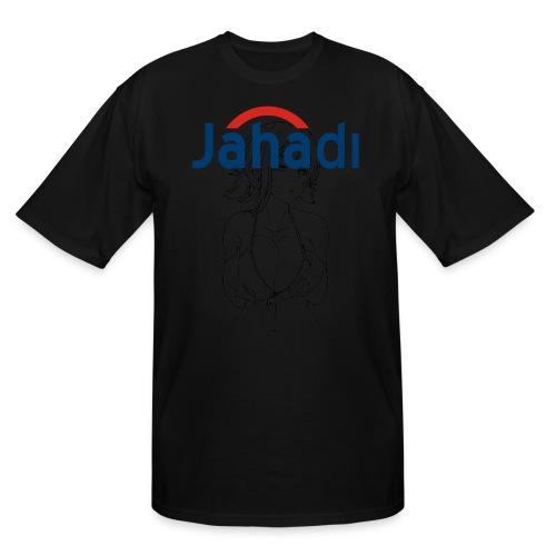 hadiCITY - Men's Tall T-Shirt