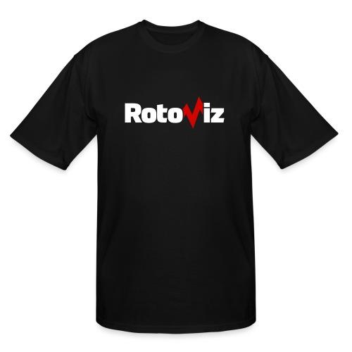 RotoViz - Men's Tall T-Shirt