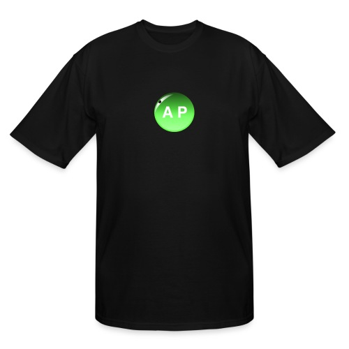 Classic Abnormal Playz Logo - Men's Tall T-Shirt