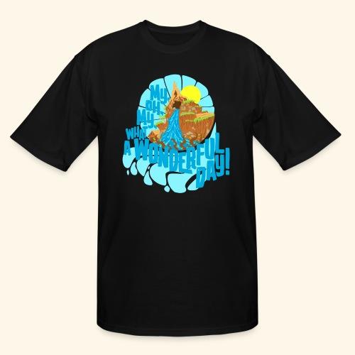 splashMT2 - Men's Tall T-Shirt