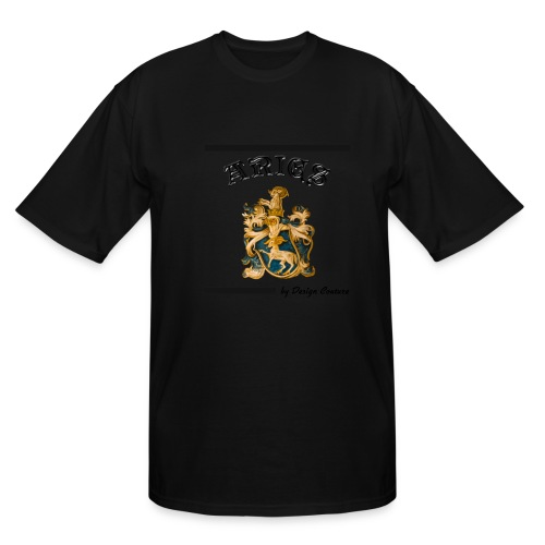 ARIES BLACK - Men's Tall T-Shirt