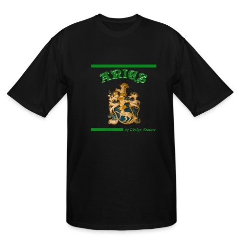 ARIES GREEN - Men's Tall T-Shirt