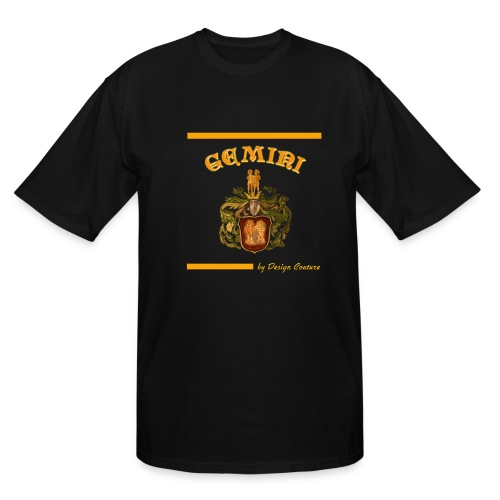 GEMINI ORANGE - Men's Tall T-Shirt