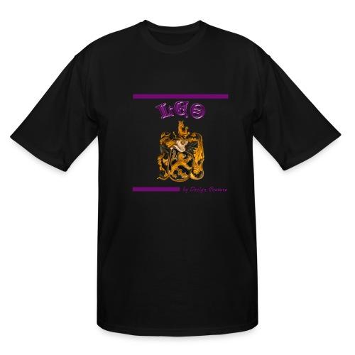 LEO PURPLE - Men's Tall T-Shirt