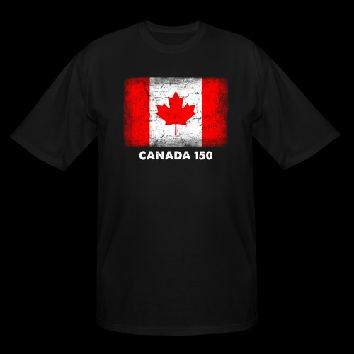 Celebrate CANADA 150! - Men's Tall T-Shirt