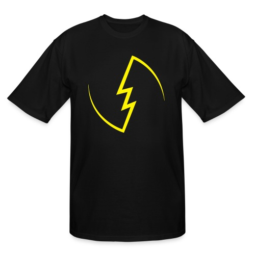 Electric Spark - Men's Tall T-Shirt