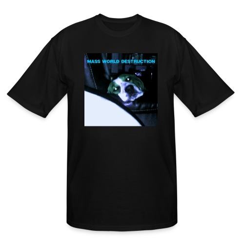 Mass World Depression - Men's Tall T-Shirt