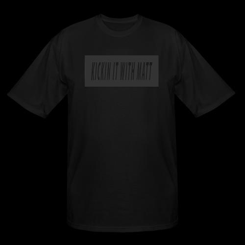 Fire - Men's Tall T-Shirt