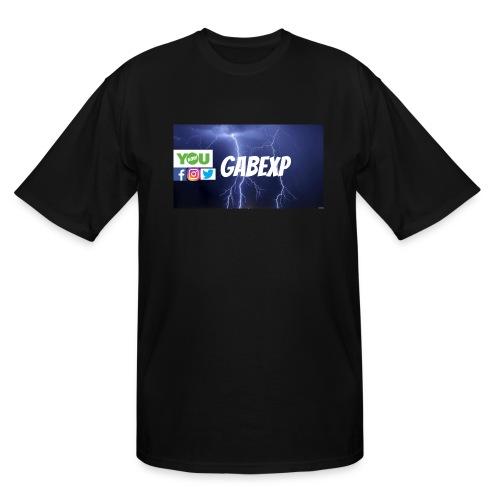 gabexp 1 - Men's Tall T-Shirt
