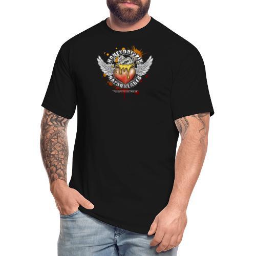 Honeydripping razorblades - Men's Tall T-Shirt