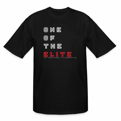 8bit of the Elite - Men's Tall T-Shirt