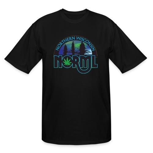Northern Wisconsin NORML Official Logo - Men's Tall T-Shirt
