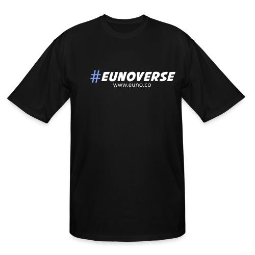 #Eunoverse Tag - Men's Tall T-Shirt