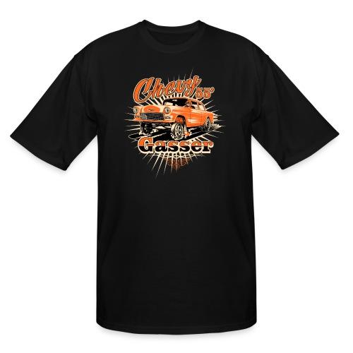 Head's Up '55 Chevy Gasser T-Shirt - Men's Tall T-Shirt