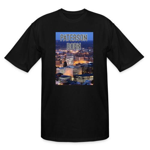 Paterson Born - Men's Tall T-Shirt