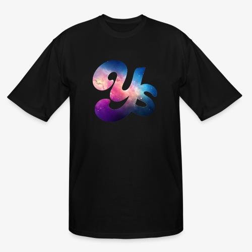 Galaxy - Men's Tall T-Shirt
