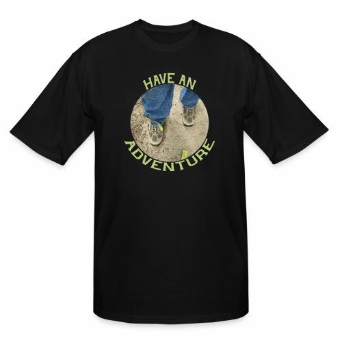 Have an Adventure - Men's Tall T-Shirt