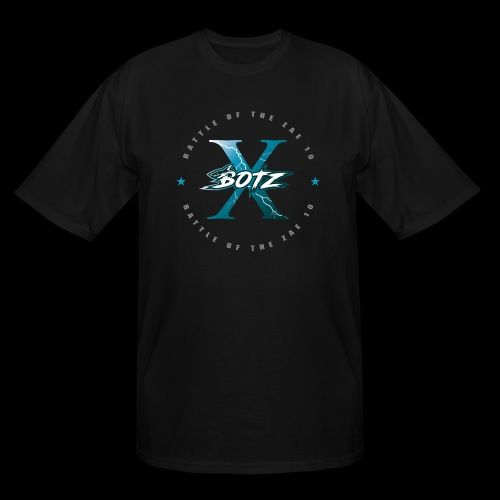 BOTZ X Circle Logo - Men's Tall T-Shirt
