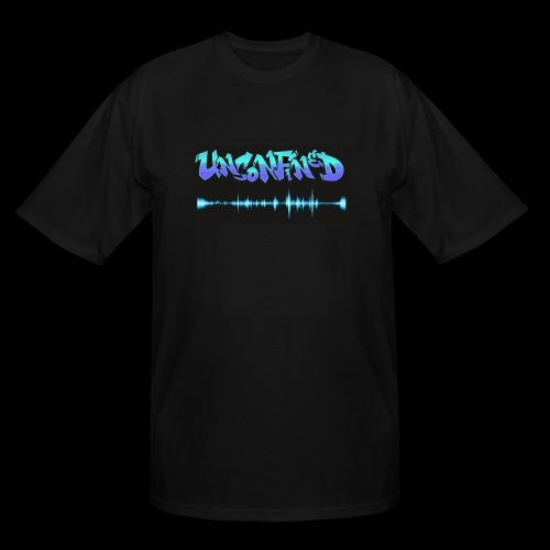 unconfined design1 - Men's Tall T-Shirt