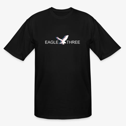 EAGLE THREE APPAREL - Men's Tall T-Shirt