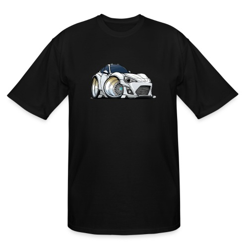 Toyota 86 - Men's Tall T-Shirt
